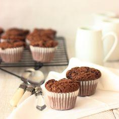 Brownie rápido y fácil Brownies, Brownie Recipes, Red Velvet, Cheesecake, Muffin, Chocolate, Breakfast, Desserts, Food