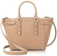 Pin for Later: Must Haves From London Fashion Week's Big Names Aspinal of London Marylebone Mini Deer Saffiano Tote Aspinal of London Marylebone Mini Deer Saffiano Tote (£595)