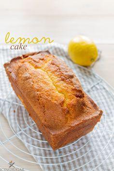 Basics: Lemon Cake