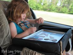 Surviving a Roadtrip with a Toddler