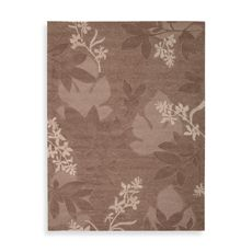 Nourison Skyland Rug in Chocolate Contemporary Area Rugs, Beautiful Homes, Interior Decorating, Sweet Home, Carpet, Texture, Chocolate, Living Room, Floral