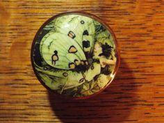 Dynastyprints Dresser Knob Whimsical Butterfly by dynastyprints, $2.49