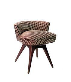 Vladimir KaganSwivel Vanity Chair