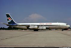 Boeing 707-351C - Pacific Western Airlines
