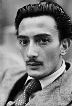 """The only difference between me and a madman is that I'm not mad."" – Salvador Dali"