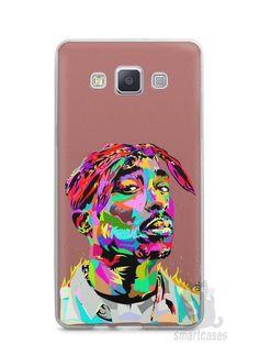 Capa Capinha Samsung A7 2015 Tupac Shakur #4 - SmartCases - Acessórios para celulares e tablets :)
