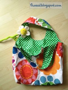 I am a flower bag