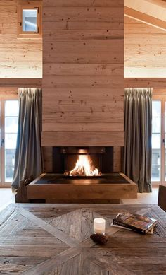 Chalet Gstaad Foto©: Alessandro Costa