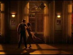 SHALL WE DANCE? Jennifer Lopez and Richard Gere's HOT Tango. Love this scene.
