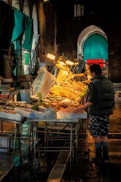 Mercato dei Pesci al Minuto - Venecia