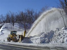 Snow in Richford