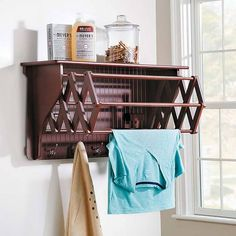 Keep Your Clothes Looking Great By Properly Drying Them With Our Space  Saving Wall Mount Drying Racks, Portable Clothes Lines, Expanding Drying  Racks, ...