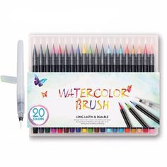 20pc Genuine COPIC SKETCH Markers-VARIETY SET Alcohol ink