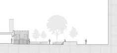 CIVIC architects - Mosque -  Amsterdam | Section