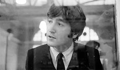 Les Beatles, John Lennon Beatles, George Harrison, Great Bands, Cool Bands, A Hard Days Night, The Fab Four, Gifs, Yellow Submarine