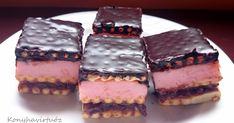 Tiramisu, Cookie Recipes, Breakfast Recipes, Sweets, Cookies, Cake, Foods, Recipes For Biscuits, Crack Crackers
