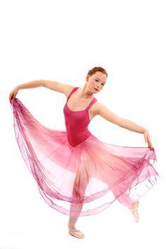 Watercolour Dancewear