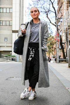 Street Style: RMIT Melbourne | Fashion Journal