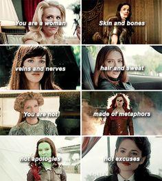 Mis heroínas, y las suyas??