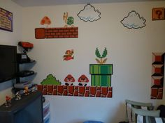 images about Mancave ideas on Pinterest Video game