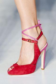 Elena Miro Spring 2012 - Details