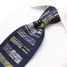 こだわりのシルク素材と上質デザイン 人気 ネクタイ [シルク100%] TIE-2127
