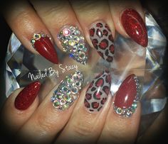 Nailed By Stacy #nails