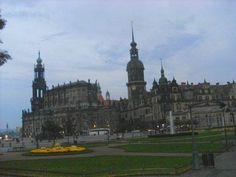 Historic Town of Dresden, Germany