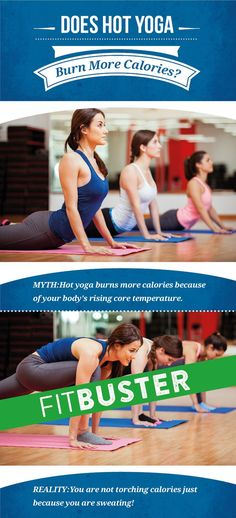 Just because you're sweating doesn't mean you're getting a better workout. So, what's the truth? Does hot yoga burn more calories than a traditional class?