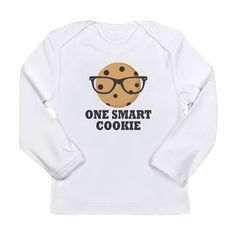 One Smart Cookie Long Sleeve T-Shirt
