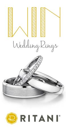 Win Ritani Wedding Rings