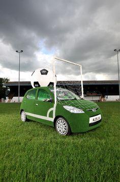 Hyundai i10 Football Car
