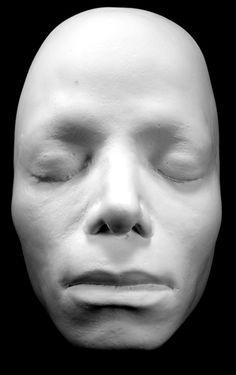 Michael Jackson Death Mask
