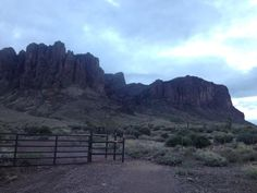 Flatiron at Superstition Mountain-great hiking