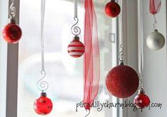 Easy Christmas Decorating idea