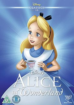 Alice in Wonderland , Disney Classics 7 DVD. Order DVD and Blu-ray movies, TV series and box sets from Australia's online DVD store, Booktopia. Disney Dvd, Disney Blu Ray, Disney Movies, Disney Characters, Disney Posters, Disney Girls, Disney Stuff, Hd Movies, Movie Tv