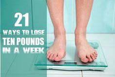 Ways to Lose Weight #totalbodytransformation