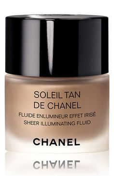 CHANEL SOLEIL TAN DE CHANEL SHEER ILLUMINATING FLUID | Nordstrom - Light in a bottle. Seriously one of my favorite products ever.