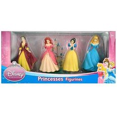 Disney Princess Snow White Sleeping Beauty Ariel Figure by Furniture Creations. $8.99. /!\ WARNING: CHOKING HAZARD - Small parts. Not for children under 3 years. /!\. Please see Product Description for full details. Delight your little princess with four fairy tale playmates all her own! She'll enjoy endless fun with Belle, Snow White, Sleeping Beauty and Ariel, right from the hearts of Disney's cherished animated classics. Officially licensed ©Disney product. Weight 0.4 l...