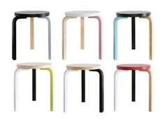 Stool 60, Anniversary Edition — FURNISHINGS -- Better Living Through Design