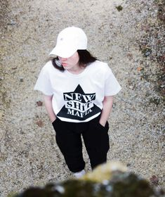 NSM WEAR URBAN COLLECTOR (WHITE) The Collector, T Shirt, Urban, How To Wear, Collection, Tops, Women, Fashion, Blunt Haircut