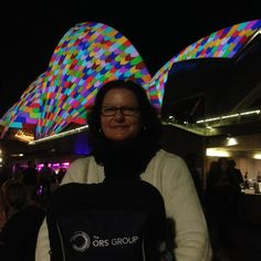 Robyn K Out and About Comp - Vivid Light Festival