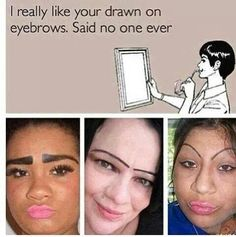 Seriously don't understand this practice ladies.....LMFAO it's wrong in so many ways for so may reasons!