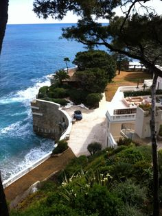 """See 78 photos and 8 tips from 205 visitors to Cap Estel Hotel. """"Excellent, personalized service in the most beautiful setting. Small Boutique Hotels, Suites, Salt And Water, Provence, Travel Ideas, Four Square, Infinity, Travel Destinations, France"""