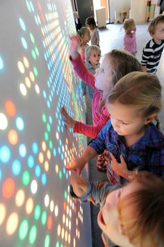 Interactive Wall for Kids | Fitness Gaming