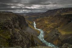Thjorsa Valley (Iceland) by Aleka Pavlis on 500px