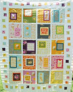Fussy Fairytales quilt top | Flickr - Photo Sharing!