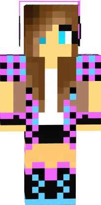 These Or Minecraft Skins I Made For Me And My Best Friend The Top - Skins para o minecraft pro