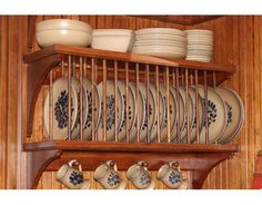 plate rack, kitchen decoration plus function, farm house