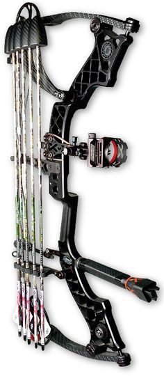 Matthews carbon fiber bow